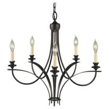 Wrought iron chandeliers for sale ebay dining room aloadofball Gallery