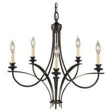 Wrought iron chandeliers ebay dining room aloadofball Gallery