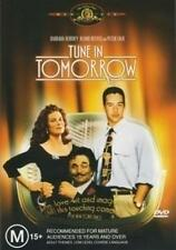 TUNE IN TOMORROW Barbara Hershey, Keanu Reeves, Peter Falk DVD NEW