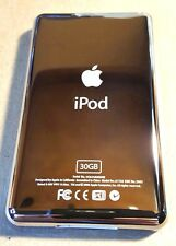 Apple iPod classic 5th Genera Black 30GB MA446LL/A AAC  MP3 Video Player Mint
