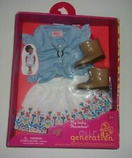 """Target Store OUR GENERATION Clothing & Accessories for 18"""" Our Generation Dolls"""
