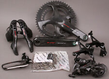 Campagnolo Super Record 12 Speed Road Bike Groupset 8 Piece Derailleurs Shifters