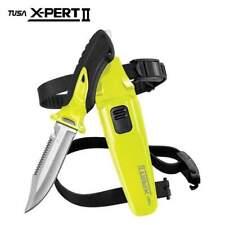 Tusa X-Pert Ii , Pointed, Drop Point Blade Knife (Fk-910)