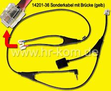 Alcatel MSH Adapter Kabel für Jabra GO PRO Headset 14201-36