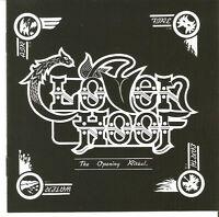 Cloven Hoof - The Opening Ritual ( CD) 2014 . NWOBHM