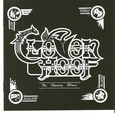 Cloven Hoof - The Opening Ritual ( CD) 2014 . NWOBHM