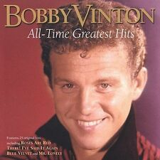 VINTON,BOBBY-ALL-TIME GREATEST HI CD NEW
