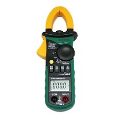 New MS2108A 4000 AC DC Current Clamp Meter backlight Frq Cap CATIII vs FLUKE   r