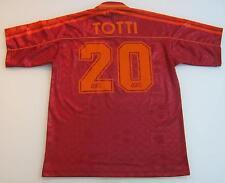 MAGLIA ROMA TOTTI 1995/1996 SHIRT ROMA JERSEY AS ROMA JERSEY TOTTI ITALIA TG M