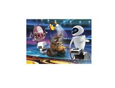 Clementoni Disney Pixar Wall.E Eve Mo Super Color Maxi 104 Piece Jigsaw 68x48