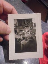 Châlon Carnaval 1949 le Char des Reines ..........(2)