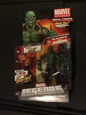 MARVEL LEGENDS DRAX DESTROYER GUARDIANS STARHAWK AVENGER ARMIN ZOLA UNIVERSE