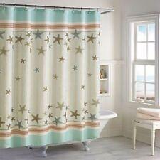 Signature Fabric Shower Curtain TREMITI Coastal Collection 70 x 72 inches
