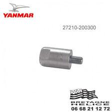 ANODE ZINC 30MM YANMAR YSB8-12/2QM 27210-200300
