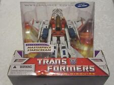 Hasbro Transformers Decepticon Masterpiece Starscream Walmart Wal-Mart Exclusive