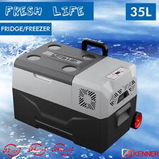 30L - 35L Portable Freezer Fridge Camping Car Boat Caravan Cooler Refrigerator