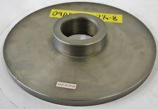 "2 1/4-8 lathe chuck adapter 9 1/4"" diameter South Bend Lathe"