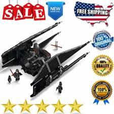 Star Wars 05127 Building Blocks Sets Kylo Tie Fighter Bricks Model Toys for Kids