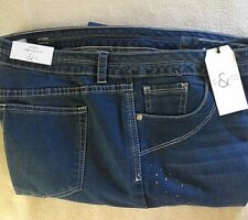 Style & Co Women's Jeans NWT EMBELLISHED
