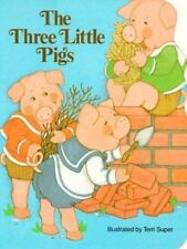 The Three Little Pigs (Pudgy Pal Board Books) James Marshall Board book