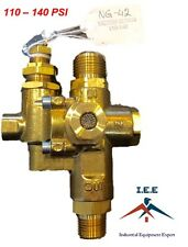NEW Hitachi Pilot Unloader Check valve Combo for Gas Compressors 885426 EC2510E