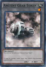 Ancient Gear Token Common 1st Edition Yugioh Card SR03-ENTKN