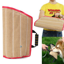 45CM Jute Dog Bite Arm Sleeve For Training Dogs Chewing Protector Safety Pillow