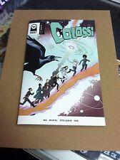Colossi #1 Vault Comics.First printing.