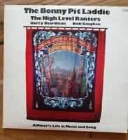 The High Level Ranters The Bonny Pit Laddie Topic 2-12TS271/2 with booklet