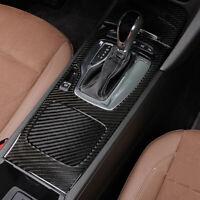 3tlg Carbon Mittelkonsole Rahmen Blende Schutz Passend für Opel Insignia B II