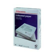 Papel de impresión color A4 (210 mm x 297 mm)