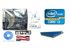 INTEL I3 - 3245 DUAL CORE CPU DH67BL MEDIA MOTHERBOARD 8GB MEMORY RAM COMBO KIT