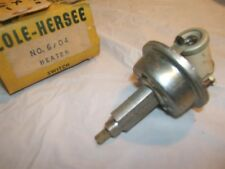 1954 Desoto heater control switch nos 1545484