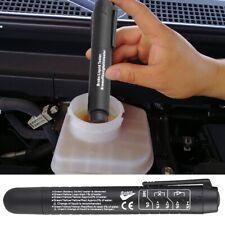 Brake Fluid Liquid Oil Tester Pen 5 LED Indicator Car Testing Tool for DOT4/5/3