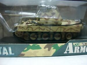 WOW EXTREMELY RARE Panther Ausf A #256 Kowel III 1944 BNIB 1:72 CDC Armour Metal