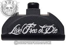 For Glock Gen 4-5 Grip Plug 17 19 22 23 24 32 34 35 BK AL9 Live Free or Die 1
