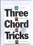 3 CHORD TRICKS Blue Book Guitar Lyrics/Chords*