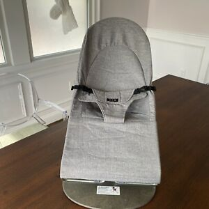 Baby Bjorn Bouncer Replacement Grey Seat Cove Only Fast 🇺🇸 US Ship