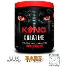 Sale - Kong Creatine 350g - Potent Multi-Creatine Complex - Free Delivery
