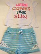 2pcs kids girls clothes sets