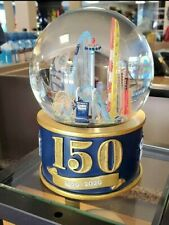 Cedar Point 150th Anniversary Snow Globe Limited Edition 1870 2020 150