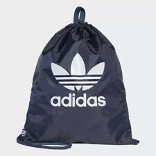 Adidas Originals Trefoil Sports Gymsack Training Gym Bag Sack Drawstring PE Tote