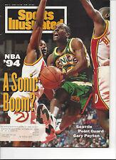 Sports Illustrated May 2 1994 Gary Payton