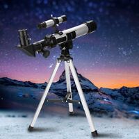 F40400 150X Astronomical Refractor Telescope Portable With Tripode for Kids Toy