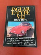 JAGUAR E-TYPE V12 1971-1975