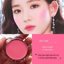 Single Color Long Lasting Blush Natural Powder Face Makeup Contour Cosmetics