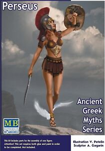Ancient Greek Myths Series. Perseus 1/24 MasterBox 24032