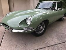 1968 Jaguar E-Type 2+2 Coupe'