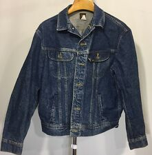 Lee Riders Denim Trucker Jean Jacket Mens Vintage Sz 44