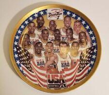 SPORTS IMPRESSIONS DREAM TEAM II 1994 BASKETBALL GOLD LTD ED SIGNATURE PLATE